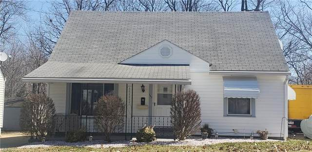 107 S Main Street, Youngstown, OH 44515 (MLS #4262486) :: The Art of Real Estate