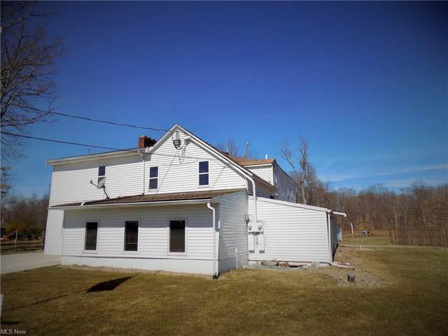 9366 Kirk Road, North Jackson, OH 44451 (MLS #4262518) :: The Holden Agency