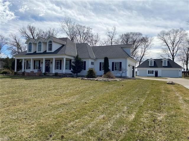 49822 Greystone Drive, Amherst, OH 44001 (MLS #4262600) :: Keller Williams Chervenic Realty