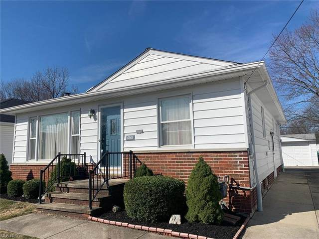 6564 Westminster Drive, Parma, OH 44129 (MLS #4262702) :: RE/MAX Edge Realty