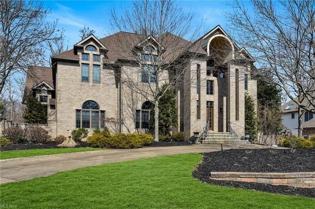 1261 Homestead Creek Drive, Broadview Heights, OH 44147 (MLS #4262765) :: The Crockett Team, Howard Hanna