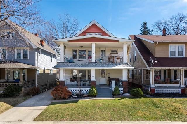 1211 Marlowe Avenue, Lakewood, OH 44107 (MLS #4262841) :: The Crockett Team, Howard Hanna