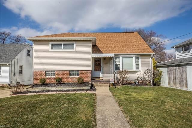 2626 Oakview Street NW, Massillon, OH 44646 (MLS #4262946) :: Keller Williams Chervenic Realty
