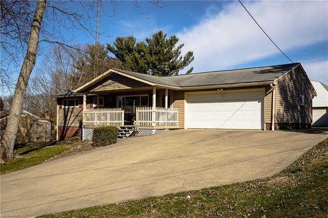845 Davis Street SW, Canton, OH 44706 (MLS #4263004) :: The Art of Real Estate