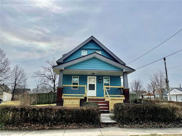 12625 Kirton Avenue, Cleveland, OH 44135 (MLS #4263171) :: Keller Williams Chervenic Realty