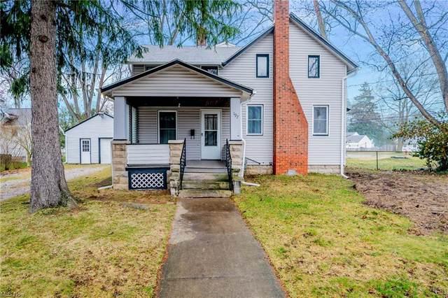 197 Adams Street, Berea, OH 44017 (MLS #4263383) :: Keller Williams Chervenic Realty