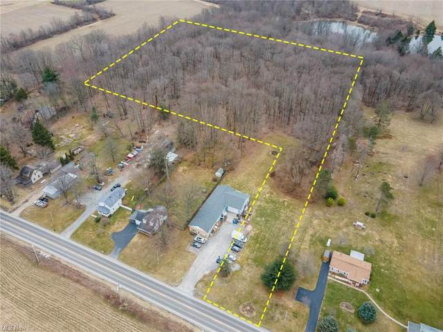 E Calla Road, New Middletown, OH 44442 (MLS #4263384) :: The Holden Agency