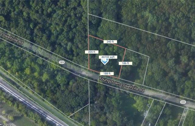 Youngstown Lowellville Road, Lowellville, OH 44436 (MLS #4263517) :: The Kaszyca Team
