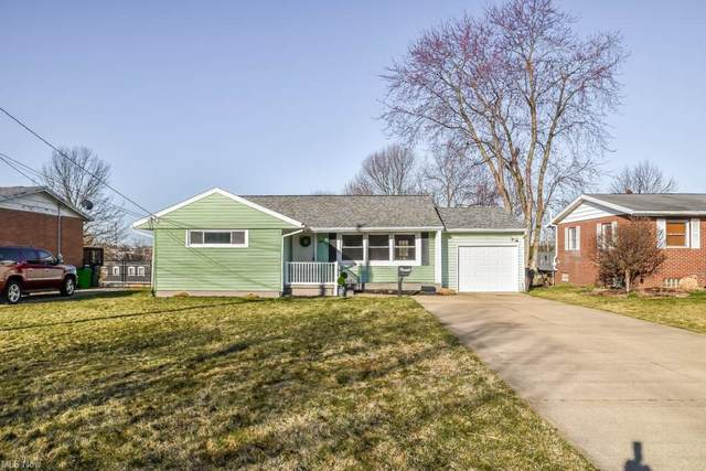 1228 Valley Drive NW, North Canton, OH 44720 (MLS #4263519) :: The Art of Real Estate
