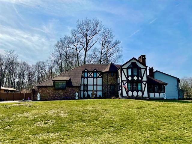 8010 Cliffview Drive, Poland, OH 44514 (MLS #4263575) :: The Crockett Team, Howard Hanna