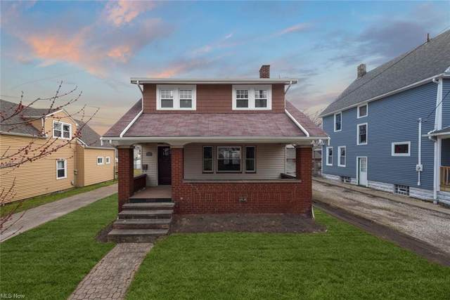 3885 W 18th Street, Cleveland, OH 44109 (MLS #4263601) :: The Art of Real Estate