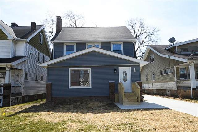 9816 Robinson Avenue, Cleveland, OH 44125 (MLS #4263606) :: Select Properties Realty