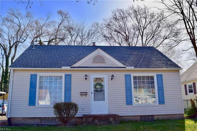 865 Ute Avenue, Akron, OH 44305 (MLS #4263616) :: The Art of Real Estate