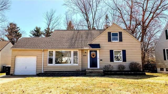 4974 Corliss Road, Lyndhurst, OH 44124 (MLS #4263622) :: Keller Williams Chervenic Realty