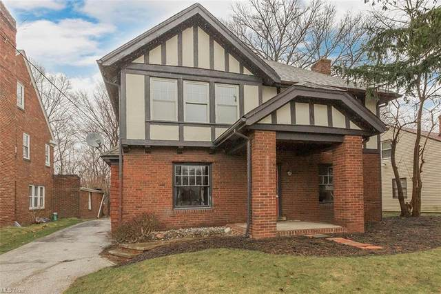 3725 Washington Boulevard, University Heights, OH 44118 (MLS #4263636) :: The Holden Agency