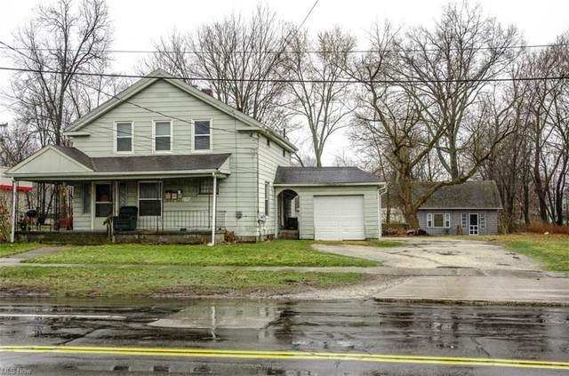 457 & 603 W Main Street, Ravenna, OH 44266 (MLS #4263639) :: Keller Williams Legacy Group Realty