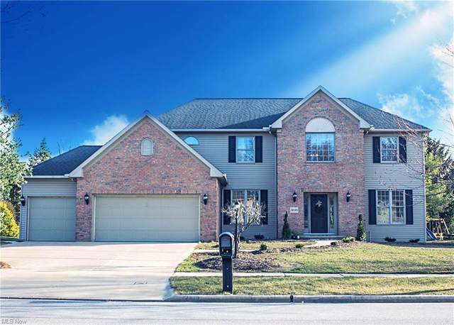 20505 Bradgate Lane, Strongsville, OH 44149 (MLS #4263670) :: The Art of Real Estate