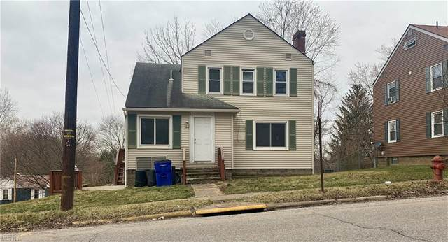 1601 Saint Clair Avenue, East Liverpool, OH 43920 (MLS #4263701) :: Keller Williams Chervenic Realty