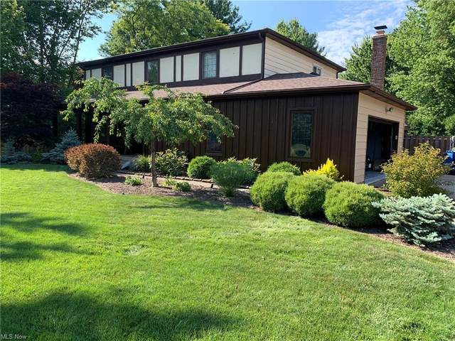27130 Newton Circle, North Olmsted, OH 44070 (MLS #4263746) :: Keller Williams Chervenic Realty