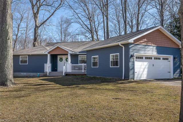 9077 Westwood Drive, Kirtland, OH 44094 (MLS #4263748) :: The Art of Real Estate