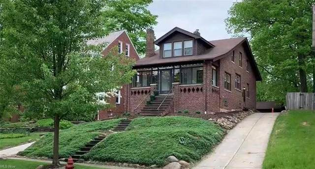 2192 Edgerton Road, University Heights, OH 44118 (MLS #4263786) :: RE/MAX Edge Realty