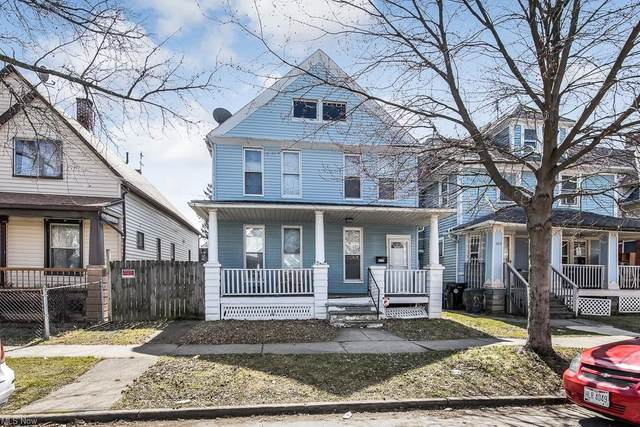 3525 Woodbridge Avenue, Cleveland, OH 44109 (MLS #4263824) :: The Holden Agency