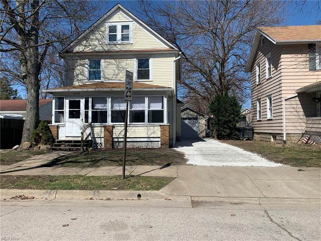 1259 Childs Avenue, Akron, OH 44314 (MLS #4263825) :: RE/MAX Edge Realty