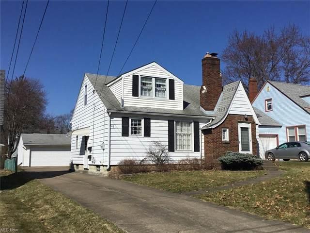 148 Argyle Avenue, Boardman, OH 44512 (MLS #4263842) :: The Art of Real Estate