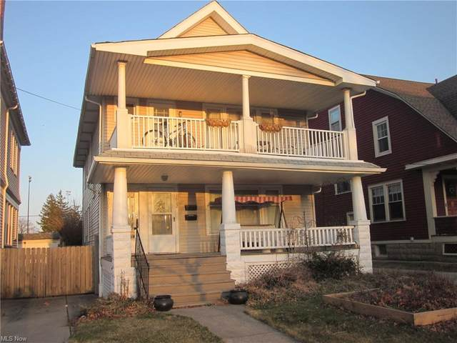 1605 Robinwood Avenue, Lakewood, OH 44107 (MLS #4263850) :: The Holden Agency