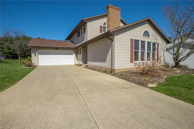 170 Cloverwood Circle, Wadsworth, OH 44281 (MLS #4263900) :: The Art of Real Estate
