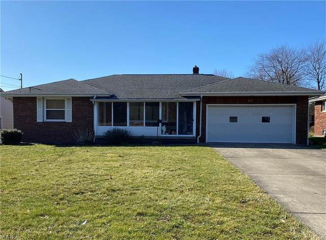 827 Tenney Avenue, Campbell, OH 44405 (MLS #4263913) :: Select Properties Realty