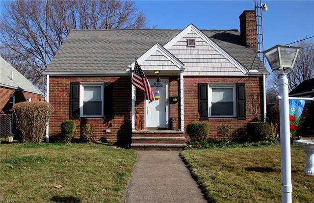 2939 Helen Place NW, Canton, OH 44708 (MLS #4263914) :: RE/MAX Edge Realty