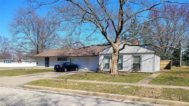 9642 Newkirk Drive, Parma Heights, OH 44130 (MLS #4263930) :: The Holden Agency