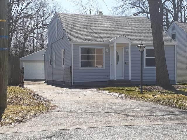 33106 Alva Drive, Eastlake, OH 44095 (MLS #4263953) :: The Art of Real Estate