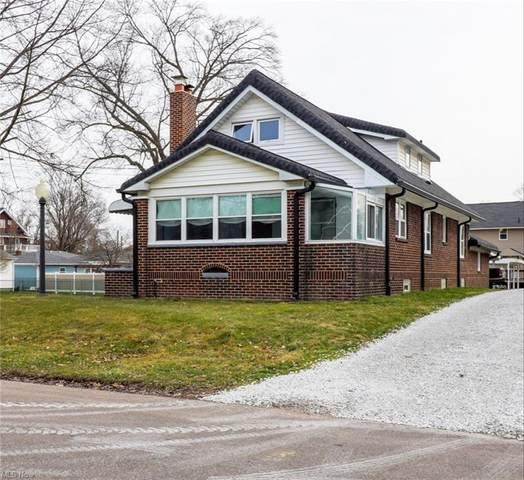 203 Tudor Avenue, Akron, OH 44312 (MLS #4263981) :: The Art of Real Estate