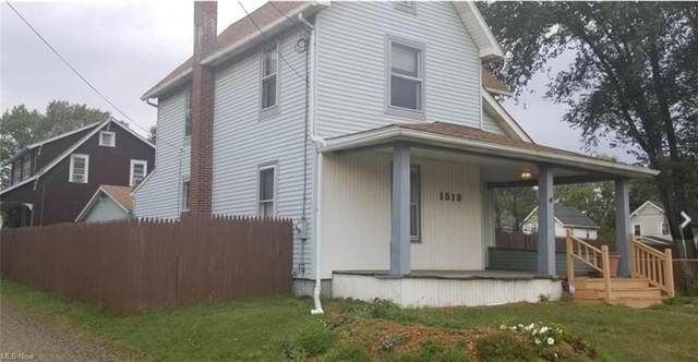 1513 14th Street SW, Canton, OH 44706 (MLS #4264045) :: The Holden Agency