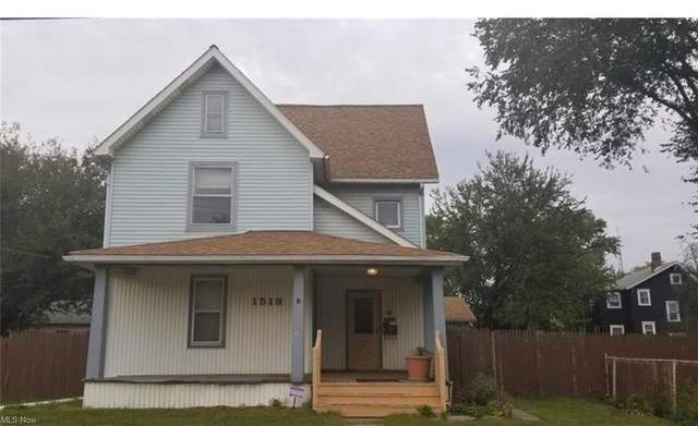 1513 14th Street SW, Canton, OH 44706 (MLS #4264059) :: The Holden Agency
