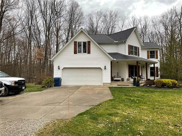 10701 Nash Road, Wakeman, OH 44889 (MLS #4264114) :: The Holden Agency