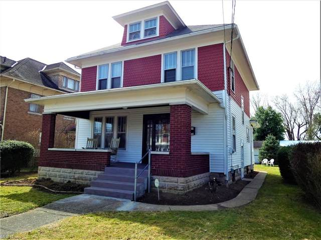 1330 16th Street, Parkersburg, WV 26101 (MLS #4264127) :: Keller Williams Legacy Group Realty