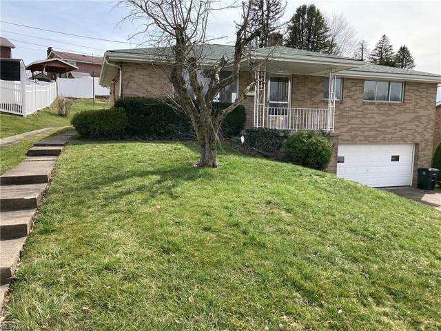 2033 Eve Drive, Steubenville, OH 43952 (MLS #4264137) :: RE/MAX Edge Realty