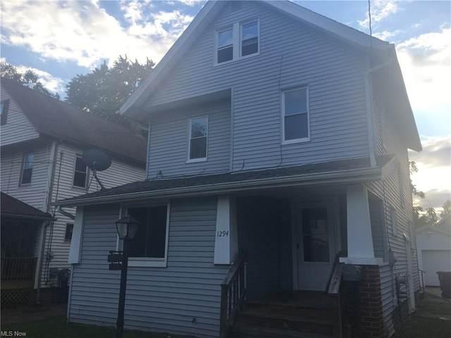 1294 Wilbur Avenue, Akron, OH 44301 (MLS #4264191) :: Select Properties Realty