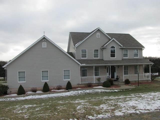 48400 W Greenbrier Drive, St. Clairsville, OH 43950 (MLS #4264261) :: The Crockett Team, Howard Hanna
