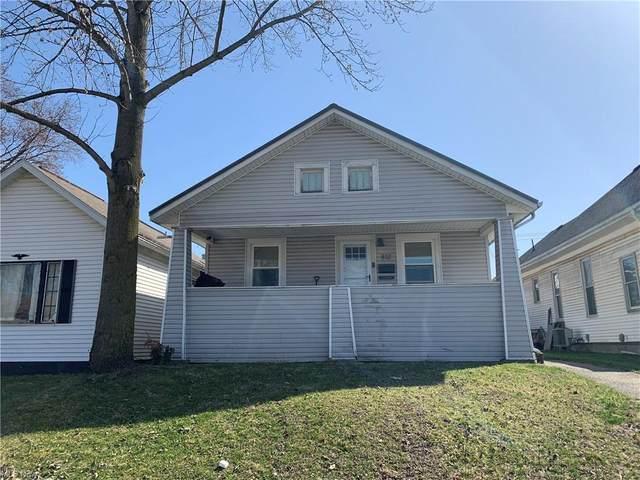 812 Lexington Avenue, Zanesville, OH 43701 (MLS #4264316) :: RE/MAX Edge Realty