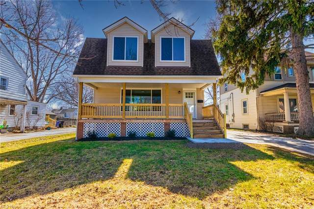 17301 Westdale Avenue, Cleveland, OH 44135 (MLS #4264346) :: The Art of Real Estate