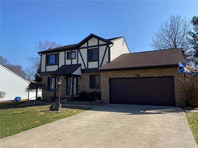 2554 Highgate Circle NW, North Canton, OH 44720 (MLS #4264351) :: The Crockett Team, Howard Hanna