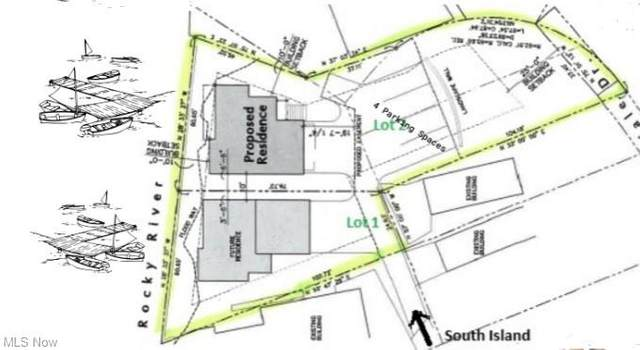 387 S Island Drive Parcel B, Rocky River, OH 44116 (MLS #4264356) :: The Art of Real Estate