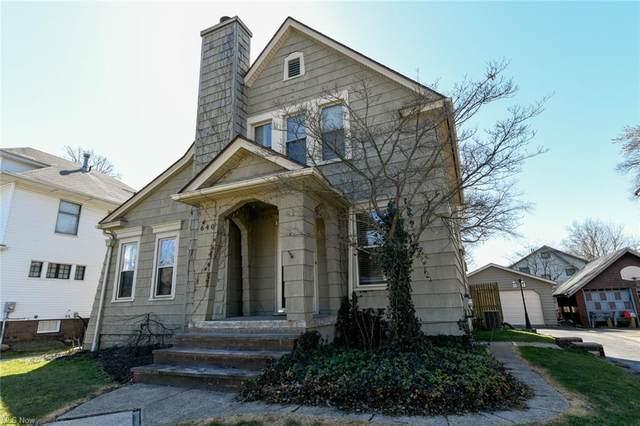 640 Broad Boulevard, Cuyahoga Falls, OH 44221 (MLS #4264380) :: The Art of Real Estate