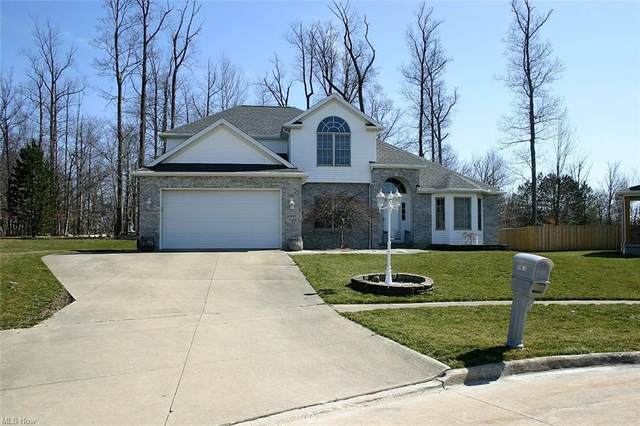 11681 Woodrun Drive, Strongsville, OH 44136 (MLS #4264392) :: Tammy Grogan and Associates at Cutler Real Estate