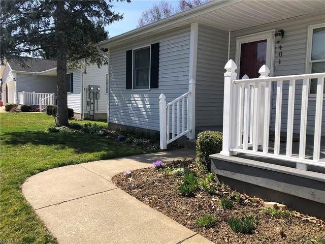 142 N Linden Avenue #401, Orrville, OH 44667 (MLS #4264397) :: Keller Williams Chervenic Realty