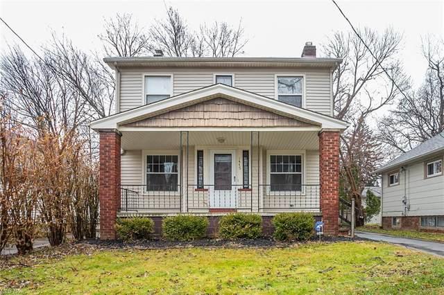 1475 Holmden Road, South Euclid, OH 44121 (MLS #4264429) :: Keller Williams Chervenic Realty